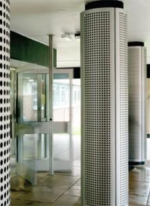 Aluminium Column Casings
