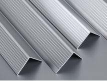 aluminium stair nosing