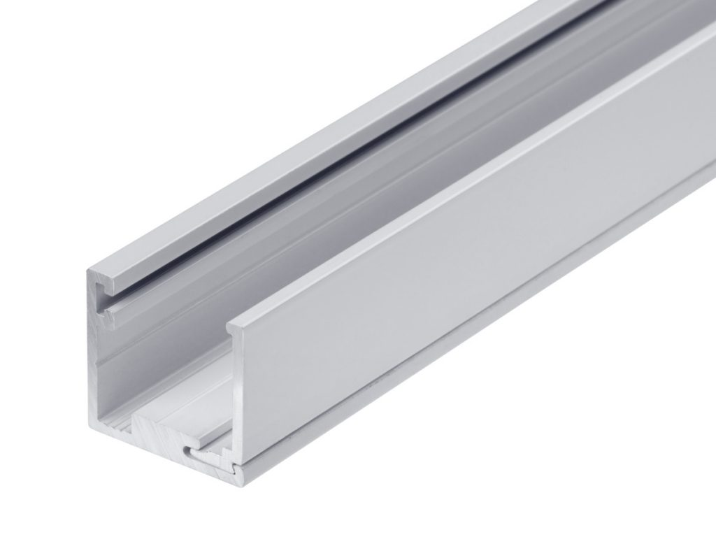 one side fix glazing channels