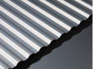 corrugated aluminium sheet
