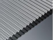 perforated corrugated aluminium