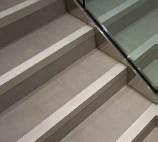 Gooding Aluminium Stair Nosings