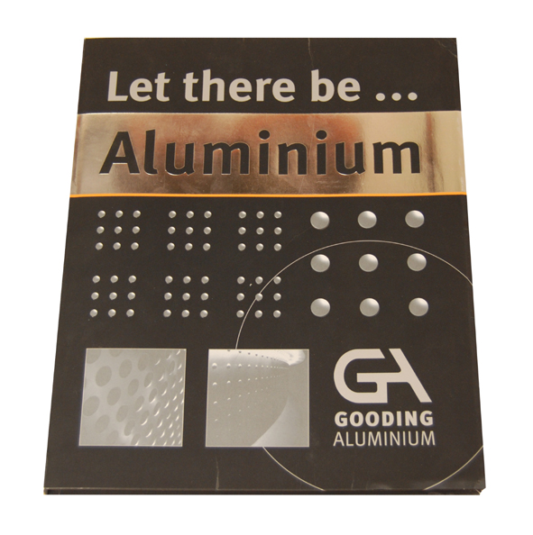 Gooding Aluminium Handbook - Let there be aluminium