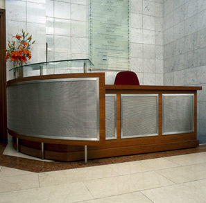 Reception Desk Fascias