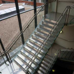 Stair tread in Universities