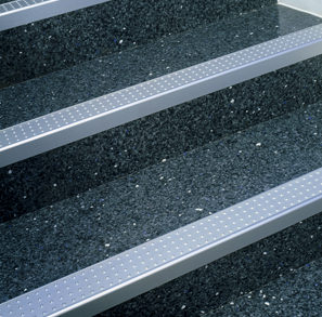 With These Original And All Aluminium Contemporary Stair Nosings There Is A  Selection Of Back Edge Options, These Can Be Combined With Hard And Soft ...