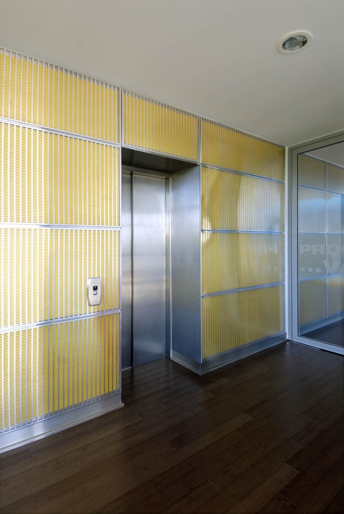 Perforated Wall Cladding