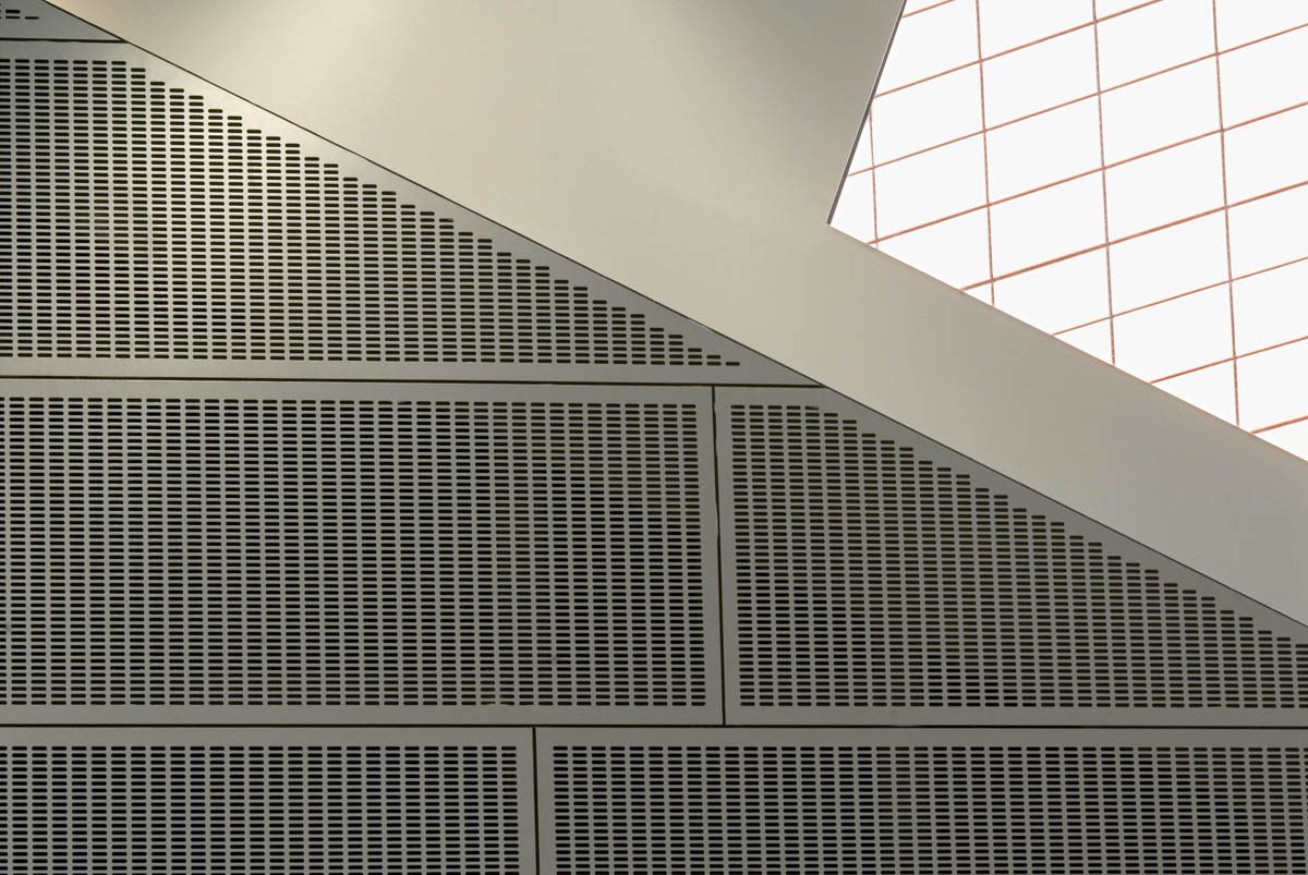 Aluminum Wall Cladding : Anodised aluminium archives products