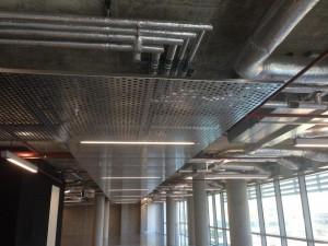 Ceiling panels
