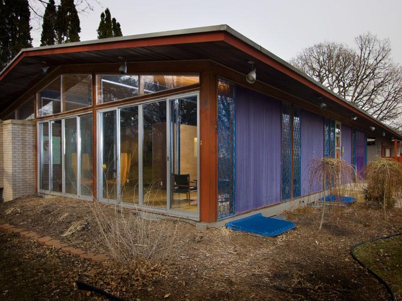 Aluminium Houses