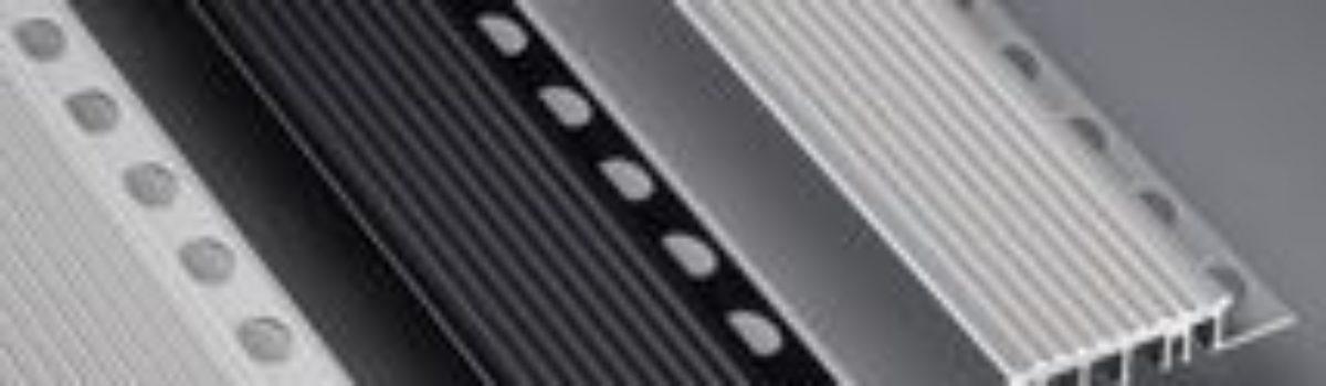 GA Premium CMS Aluminium Alloy Stair Nosings – Installation