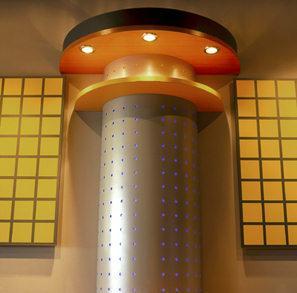 column casings