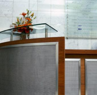 Reception Desk Fascias