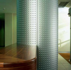 Column Casings Gooding Aluminium