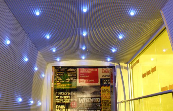 Corrugated Sheet - Birmingham Club - 5