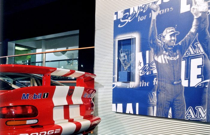 Corrugated Sheet - Detroit Motor Show - 2