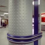 GA Column Casings Airport