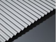 corrugated wall cladding