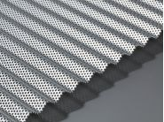 perforated corrugated sheet
