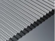 perforated corrugated aluminium