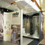 Perforated Aluminium in Showrooms
