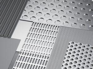 aluminium installation