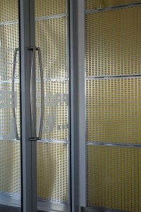 Interior Wall Cladding: Perforated Sheet