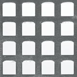 perforated sheet 6.3mm hole