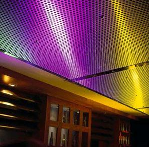 Perforated Aluminium Sheet in Bars